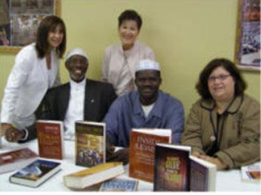2007 AJC Building Bridges with Books