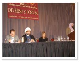 2011 ISNA invited Brenda Rosenberg